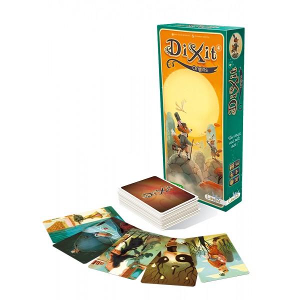 DIXIT ORIGINS (DIXIT 4)
