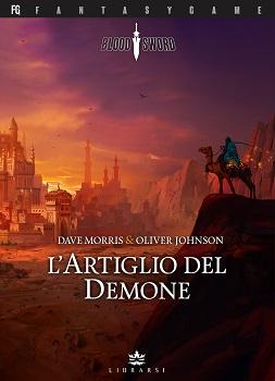 BLOOD SWORD VOL.3 - L'ARTIGLIO DEL DEMONE