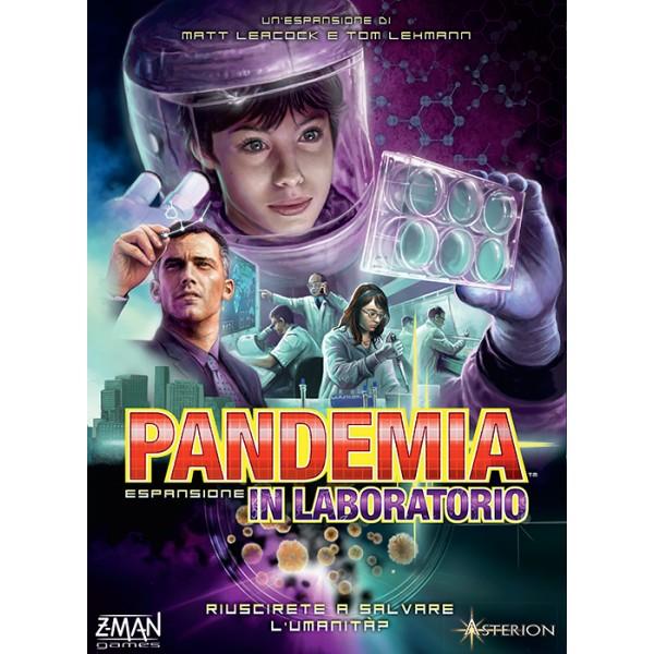PANDEMIA - IL LABORATORIO - ESPANSIONE IN ITALIANO