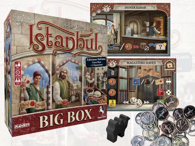 ISTANBUL BIG BOX - ITALIANO