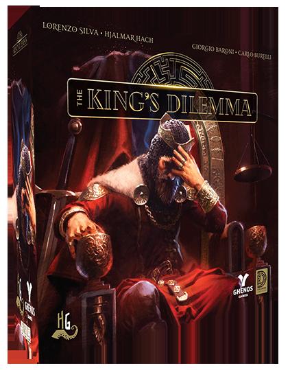 THE KING'S DILEMMA - ITALIANO