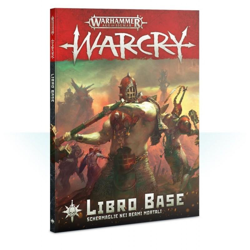 WARHAMMER - AGE OF SIGMAR - WARCRY - LIBRO BASE