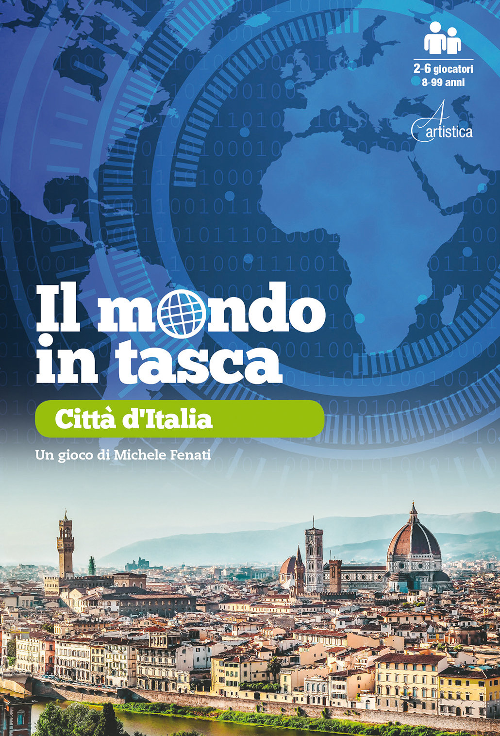 IL MONDO IN TASCA - CITTà D'ITALIA