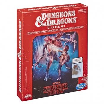 DUNGEONS & DRAGONS 5A EDIZIONE - STARTER SET STRANGER THINGS (ING)