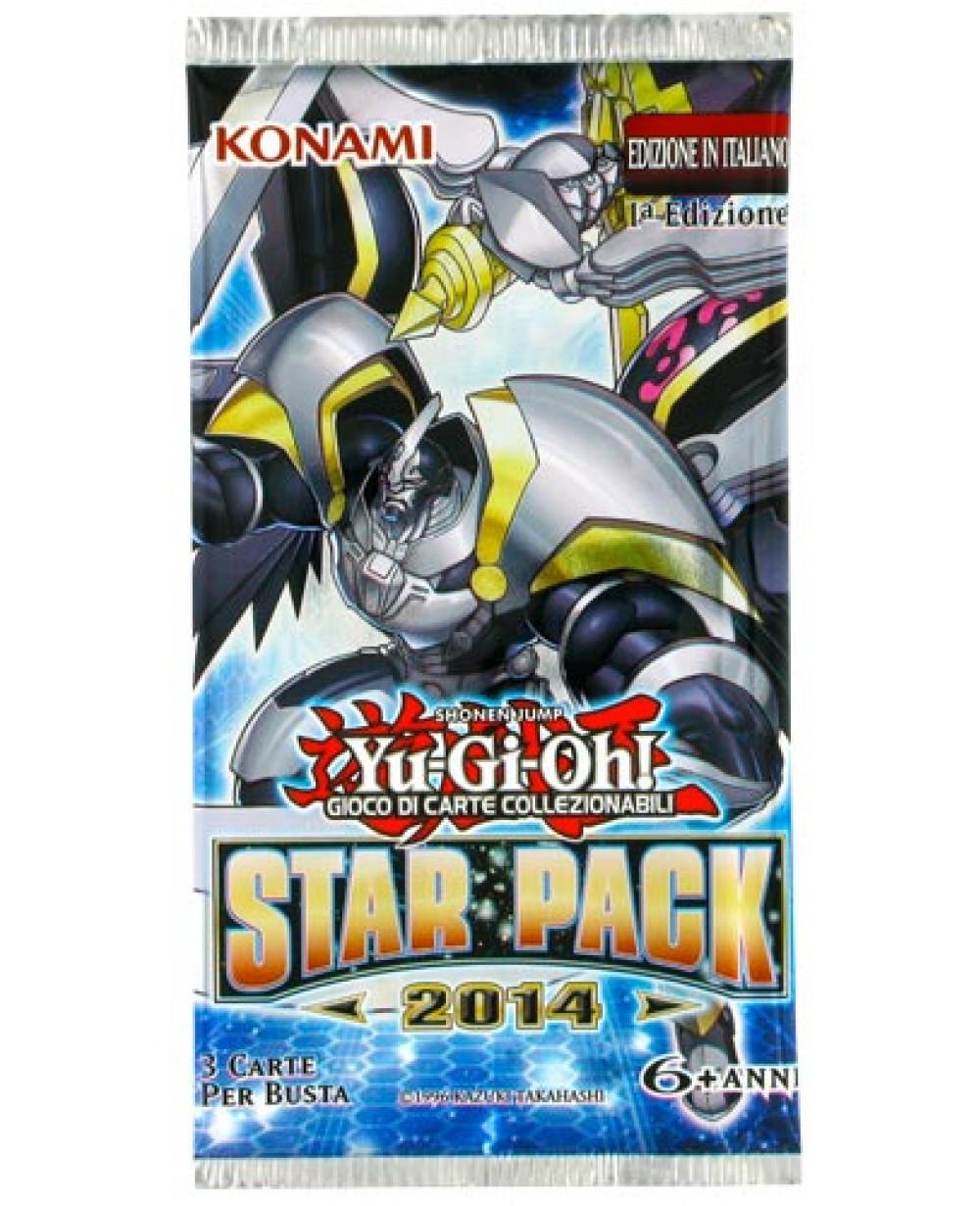 STAR PACK 2014 - 10 BUSTE ITA