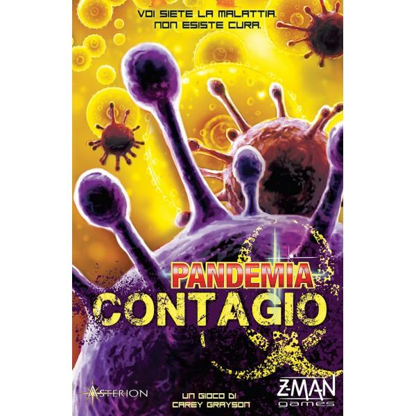 PANDEMIA: CONTAGIO - EDIZIONE ITALIANA