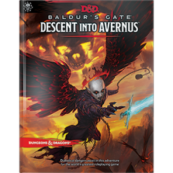 DUNGEONS & DRAGONS 5A EDIZIONE - BALDUR'S GATE: DESCENT INTO AVERNUS