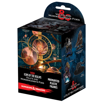 D&D 5A EDIZIONE - ICONS OF THE REALMS: VOLO & MORDENKAINEN'S FOES (BOOSTER SINGOLO)