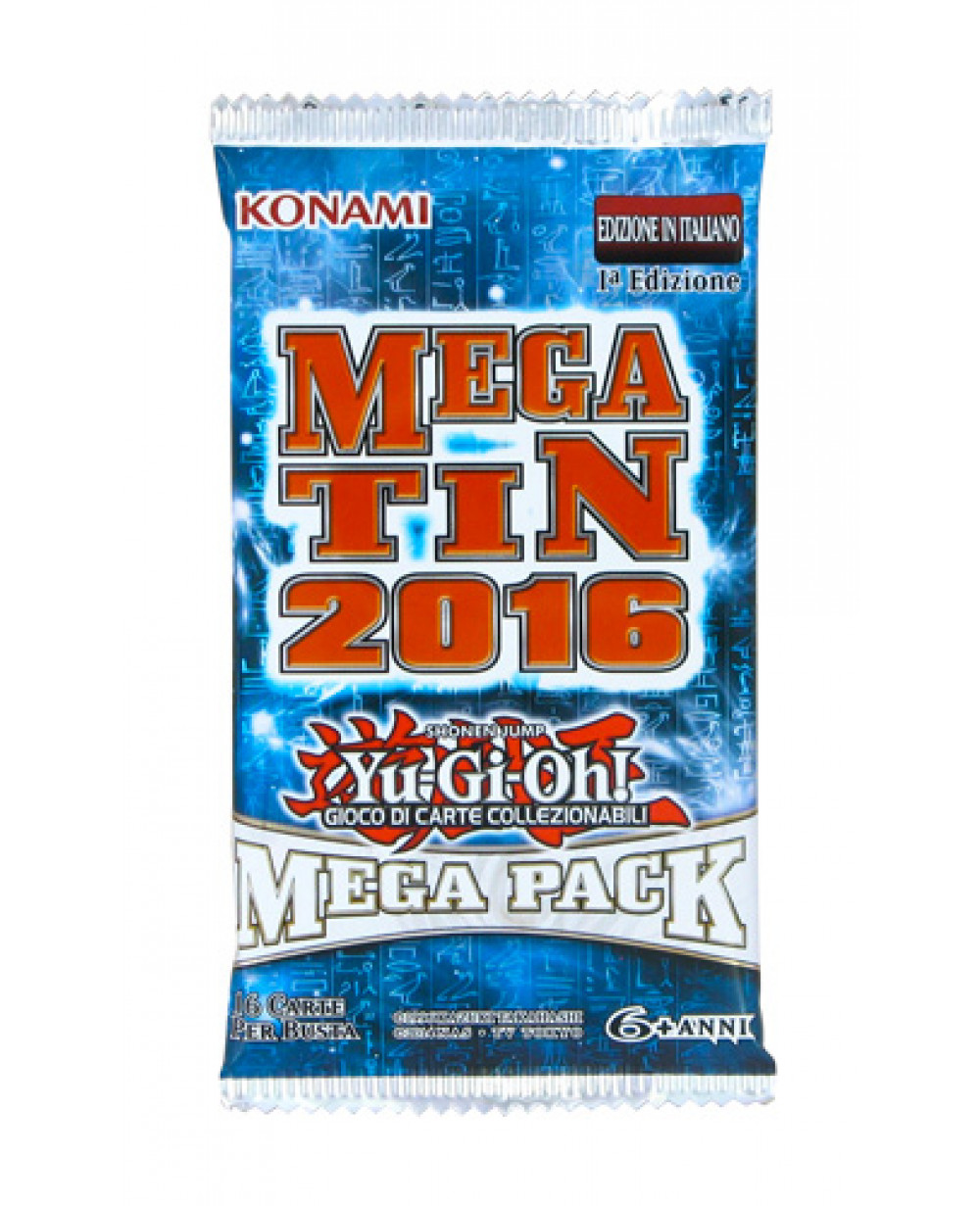 MEGA PACK 2016 - BUSTE ITALIANO 1^ EDIZIONE