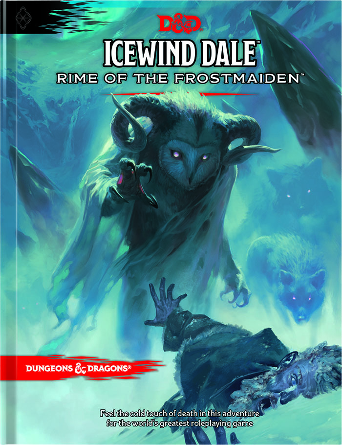 DUNGEONS & DRAGONS 5A EDIZIONE - ICEWIND DALE: RIME OF THE FROSTMAIDEN