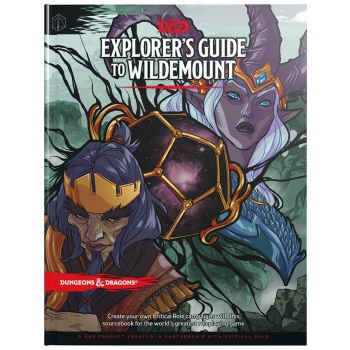 DUNGEONS & DRAGONS 5A EDIZIONE - EXPLORER'S GUIDE TO WILDEMOUNT