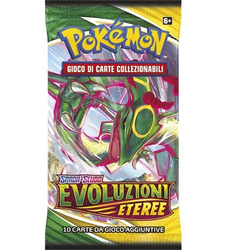 POKEMON SPADA E SCUDO EVOLUZIONI ETEREE - BOX 36 BUSTE ITA