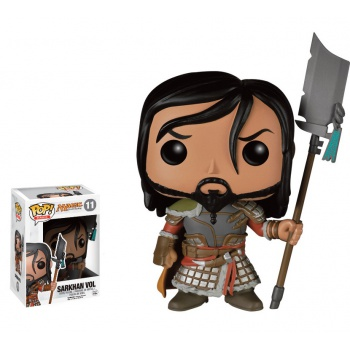 SARKHAN VOL 10 CM - MAGIC PLANESWALKERS 2 - FUNKO POP! VINYL FIGURE