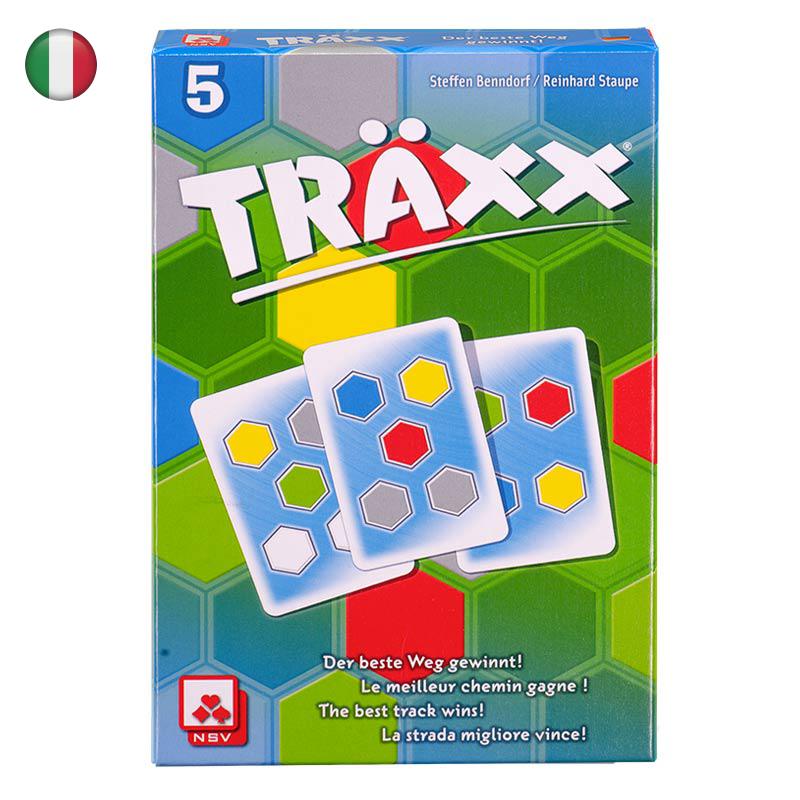 TRAXX - INTERNATIONAL