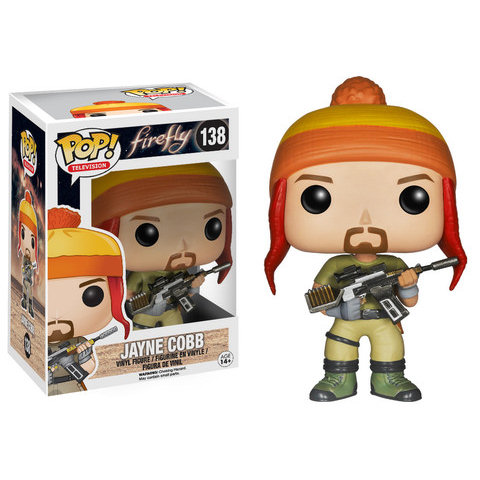 TV - FIREFLY JAYNE COBB - FUNKO POP!
