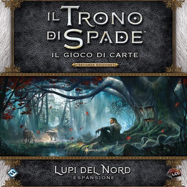 IL TRONO DI SPADE - IL GIOCO DI CARTE - LUPI DEL NORD - ESPANSIONE