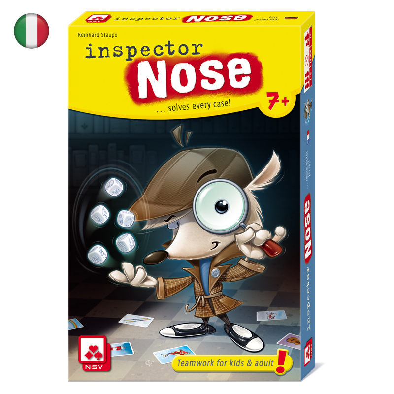 INSPECTOR NOSE - INTERNATIONAL