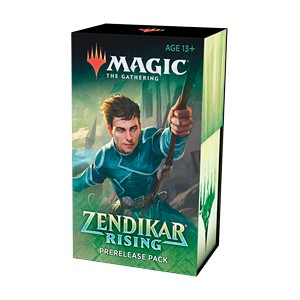 ZENDIKAR RISING -  PRERELEASE PACK IN ITALIANO