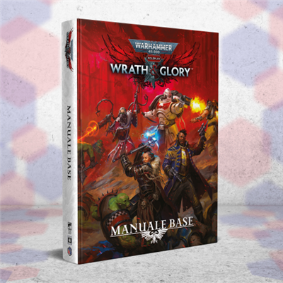 WARHAMMER 40000 ROLEPLAY - WRATH & GLORY