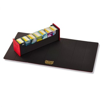 DS - NEST BOX 500 MAGIC CARPET - RED/BLACK