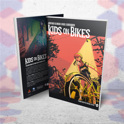 KIDS ON BIKES - ITALIANO