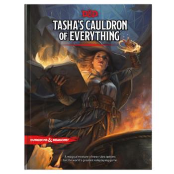 DUNGEONS & DRAGONS 5A EDIZIONE - TASHA CAULDRON OF EVERYTHING