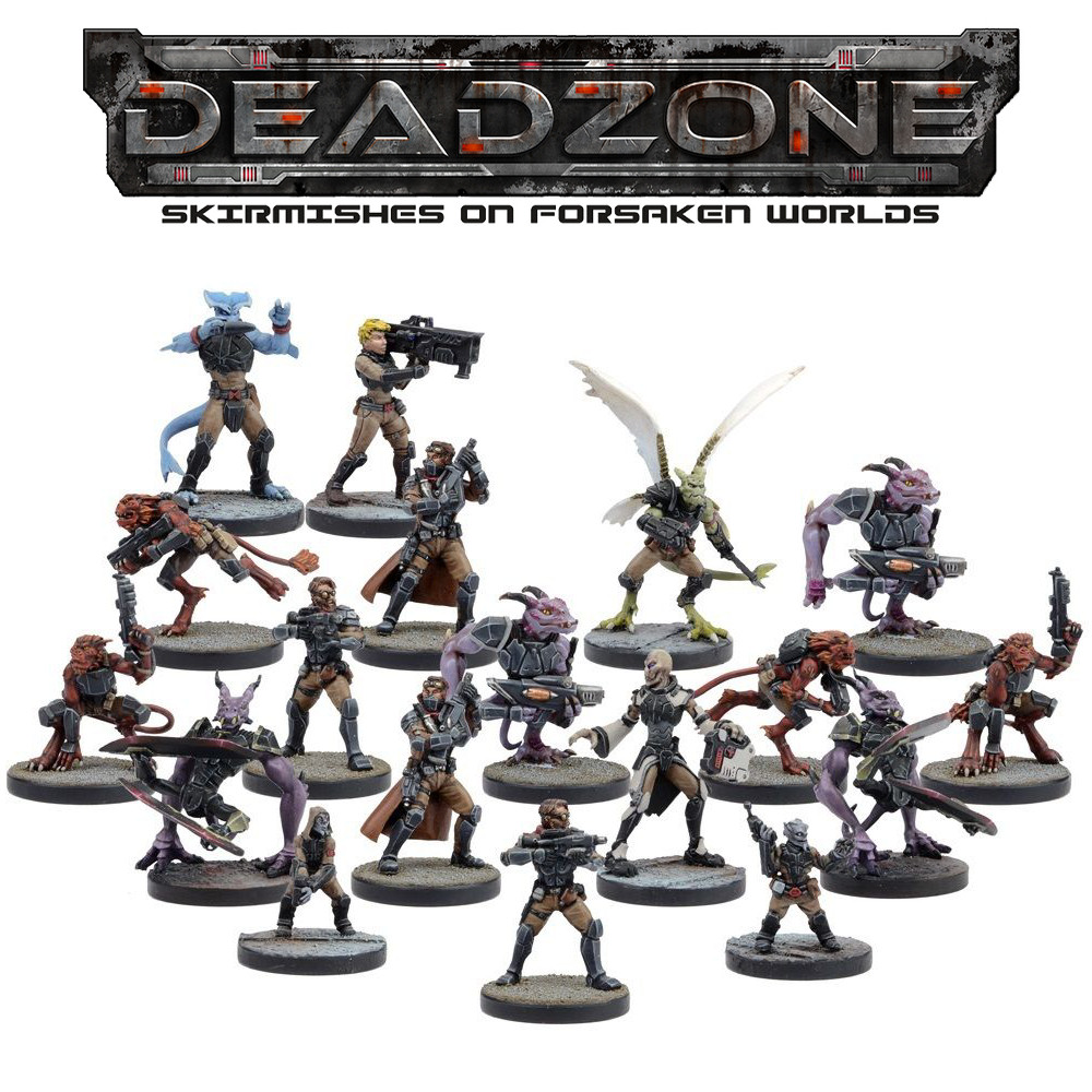 DEADZONE 2 - REBS - FACTION BOOSTER