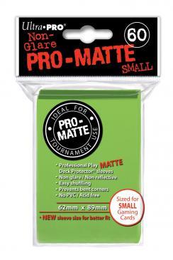 60 BUSTINE MINI PRO MATTE - LIME GREEN