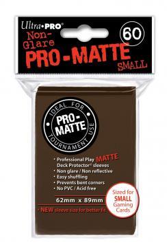 60 BUSTINE MINI PRO MATTE - BROWN