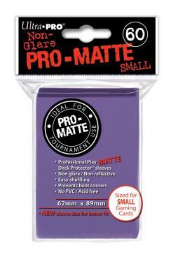 60 BUSTINE MINI PRO MATTE - PURPLE
