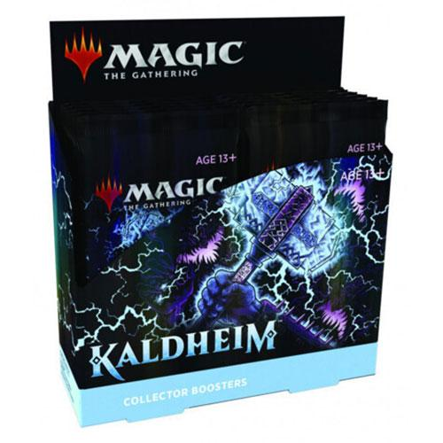 KALDHEIM - COLLECTOR BOOSTER 12 PZ - ITALIANO