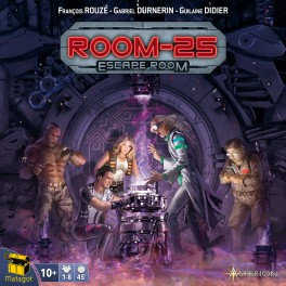 ROOM 25 - ESCAPE ROOM ESPANSIONE