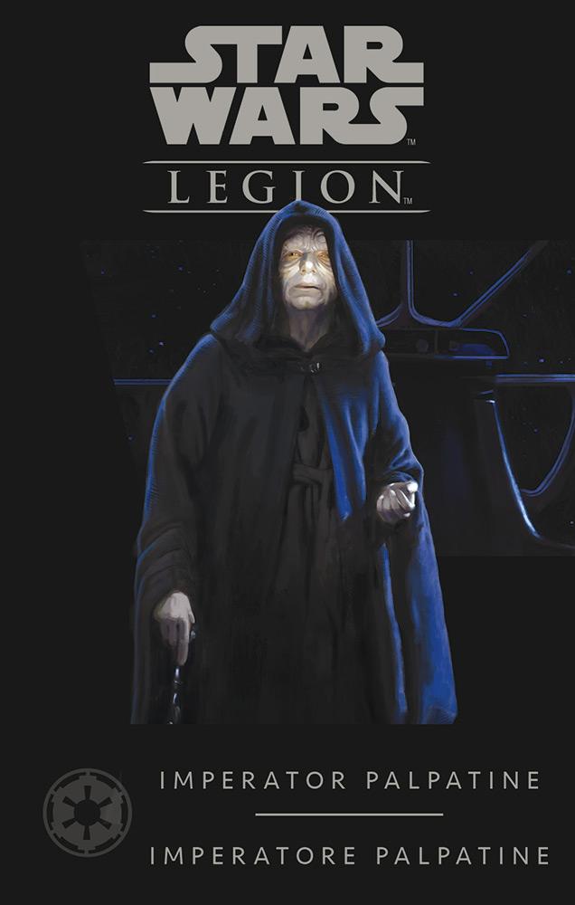 STAR WARS: LEGION - IMPERATORE PALPATINE