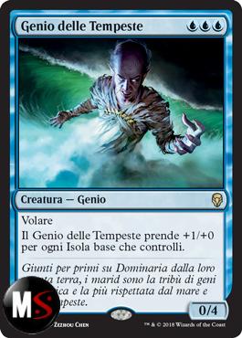 GENIO DELLE TEMPESTE