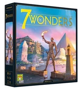 7 WONDERS - NUOVA EDIZIONE ITALIANA