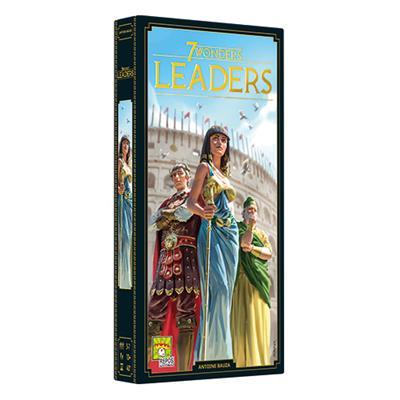 7 WONDERS - LEADERS - EDIZIONE ITALIANA