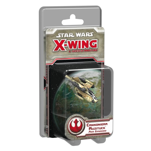 STAR WARS X-WING: IL GIOCO DI MINIATURE - CANNONIERA AUZITUCK