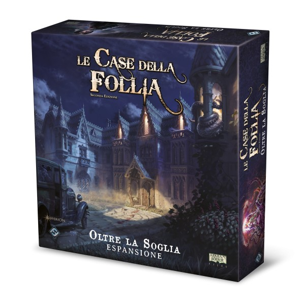 LE CASE DELLA FOLLIA - OLTRE LA SOGLIA ESP. SECONDA EDIZIONE