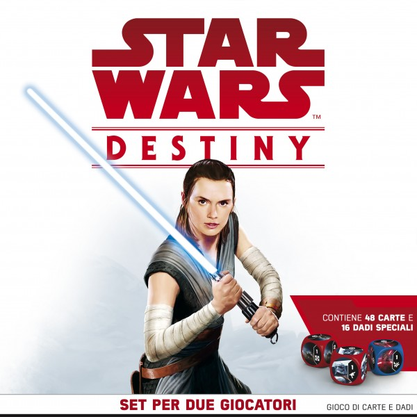 STAR WARS DESTINY - SET PER 2 GIOCATORI