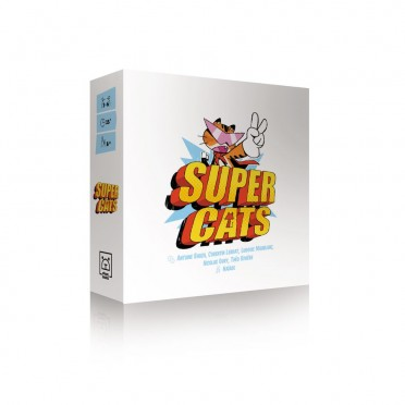 SUPER CATS! - ITALIANO