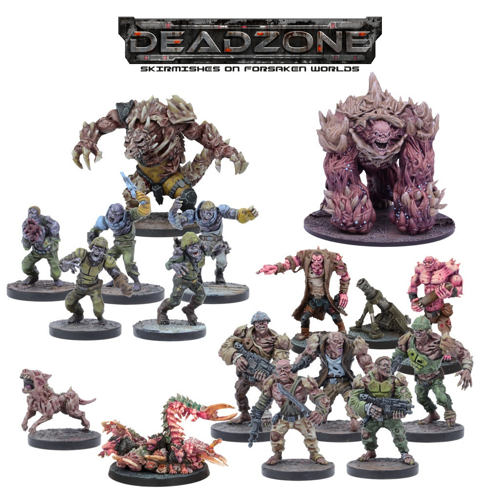 DEADZONE 2 - PLAGUE - FACTION BOOSTER