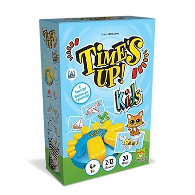 TIME'S UP BIG BOX: KIDS - ITALIANO