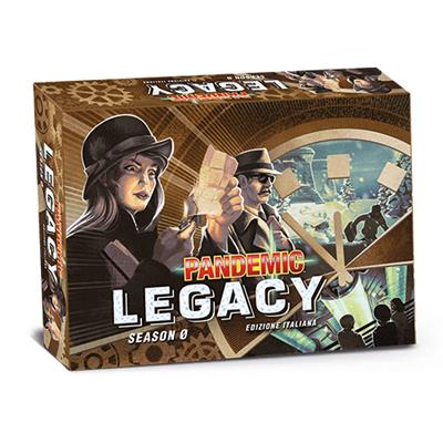 PANDEMIC LEGACY SEASONS 0 - ITALIANO