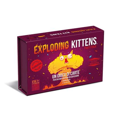 EXPLODING KITTEN: PARTY PACK - ITALIANO