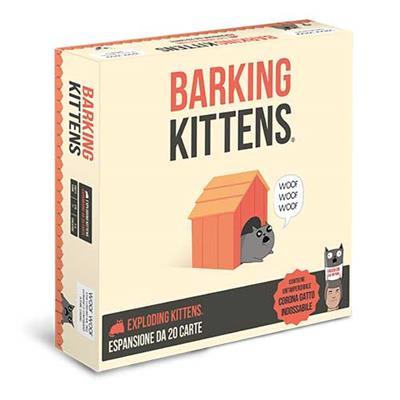 BARKING KITTENS - ITALIANO