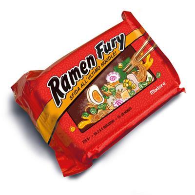 RAMEN FURY - ITALIANO