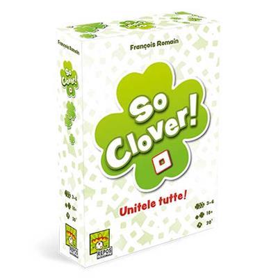 SO CLOVER! - ITALIANO