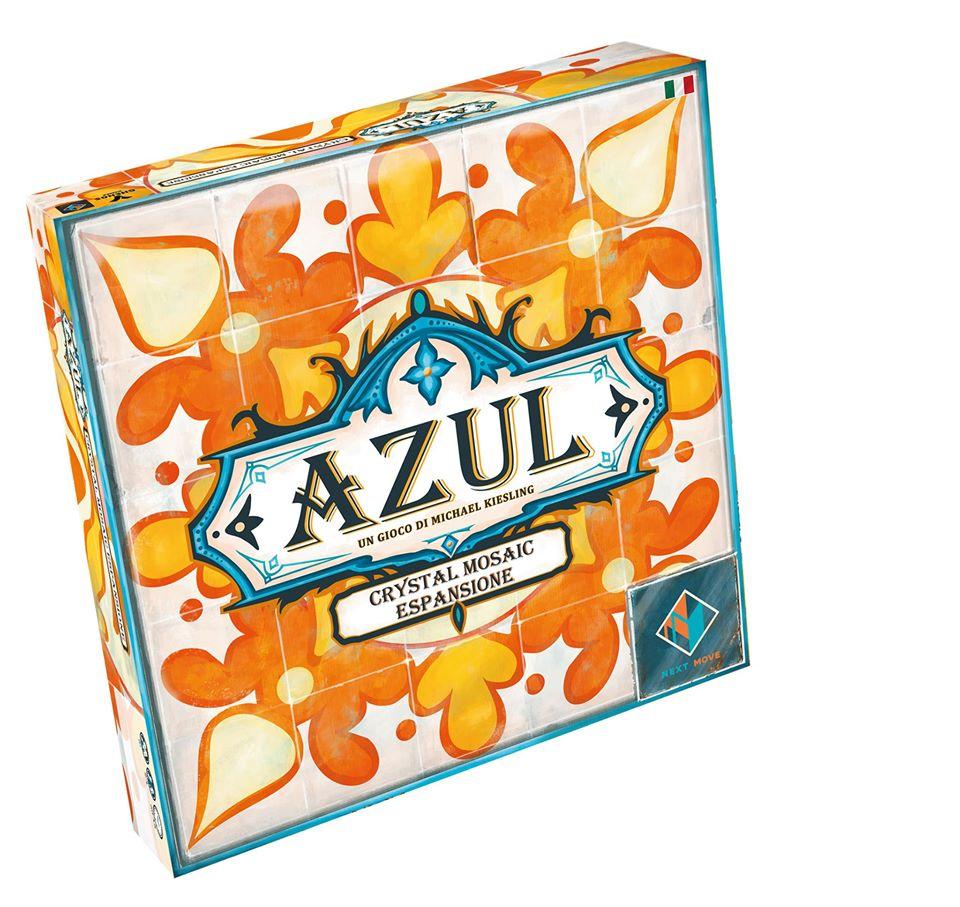 AZUL: CRYSTAL MOSAIC - ITALIANO