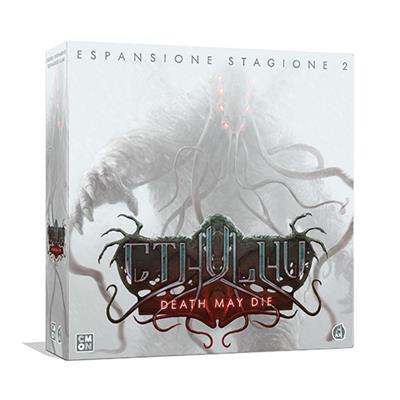 CTHULHU DEATH MAY DIE - STAGIONE 2