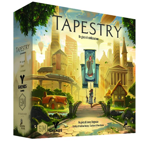 TAPESTRY - ITALIANO